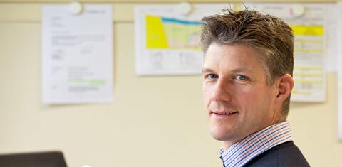 Thorsten Cramer, Projektleiter bei der Köster GmbH