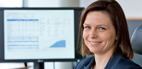 Melanie Westerheide, Bereichsleiterin Kaufmännischer Service bei der Köster GmbH