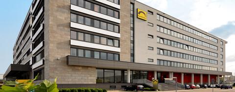 Baresel-Zentrale in Leinfelden-Echterdingen bei Stuttgart
