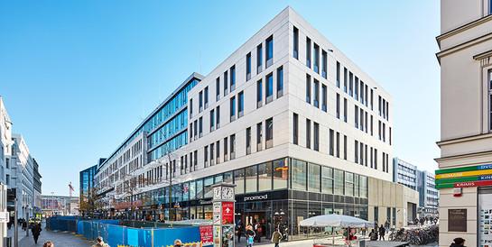Universität Leipzig: Institutsgebäude für die wirtschaftswissenschaftliche Fakultät