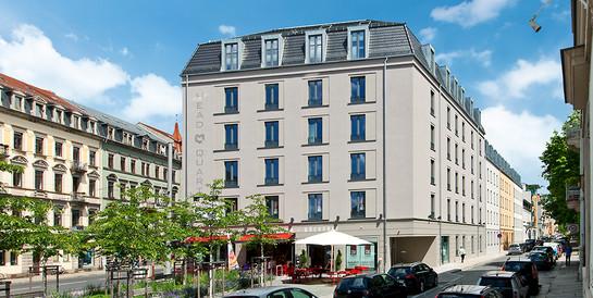 Studentenwohnanlage HEADQUARTER, Dresden: Schlüsselfertiger Neubau mit 199 Apartments