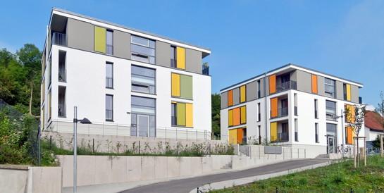 Studentenwohnanlage Jena: Schlüsselfertiger Neubau mit 12 Wohneinheiten inkl. Außenanlagen